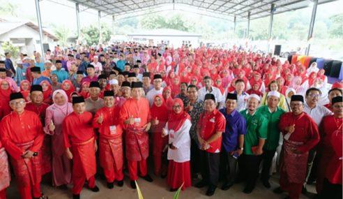 UMNO Sedia 'Masuk' BN Jika Diharamkan