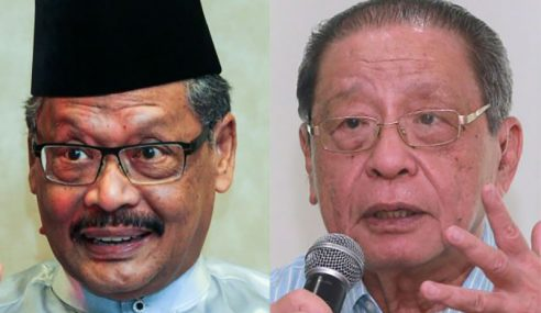 Apandi Ali Saman Kit Siang RM10 Juta