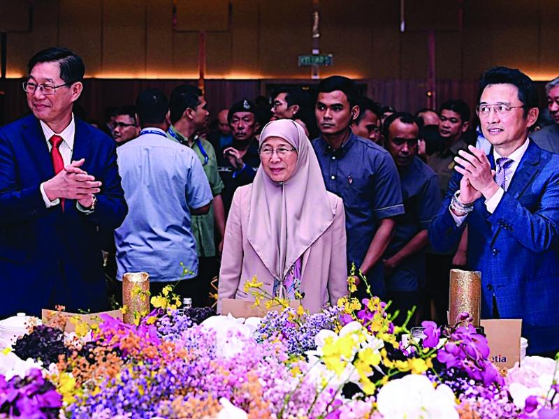 Wan Azizah Akui PKR Berdepan Masalah Disiplin