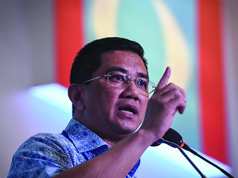 Kedudukan Azmin Sebagai Timbalan Presiden PKR Gugur?