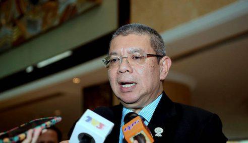 Saifuddin Minta Maaf Marzuki Didakwa Kelirukan Dewan Rakyat