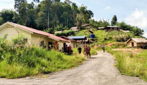 Kampung Kuala Koh Diisytihar Bebas Zon Merah