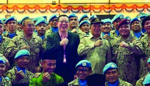 China Pasti Ketawakan PH, Najib Bidas Guan Eng, Mat Sabu