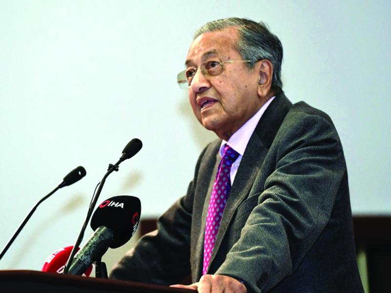 Negara Islam Lemah Ikut Ajaran Islam Salah – Mahathir