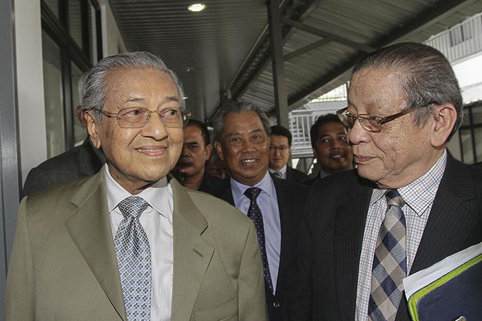 Najib Dedah Kit Siang Cadangkan Penubuhan BERSATU