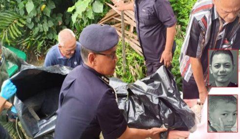 Mayat Anggota Polis Selamatkan Anak Ditemui