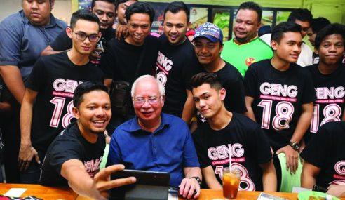 Tuntutan RM1.69 Bilion LHDN Tidak Berasas – Najib