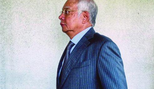 Najib Bimbang Ekonomi Negara Berdepan Risiko Besar