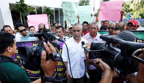 Nelayan Masih Bantah Projek Tambak Laut, Tak Mahu Pampasan