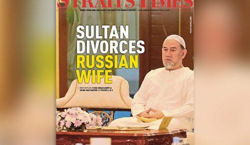 Isu Perceraian Sultan Kelantan, Bimbang Agenda Tersembunyi