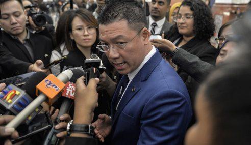 Exco Rogol Pembantu Rumah, DAP Perak Serah Polis