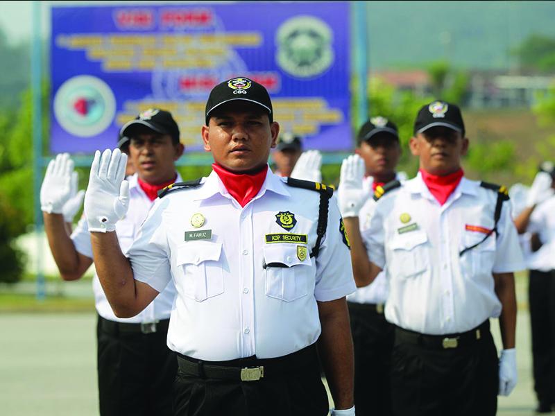800 Syarikat Kawalan Keselamatan Bakal Gulung Tikar