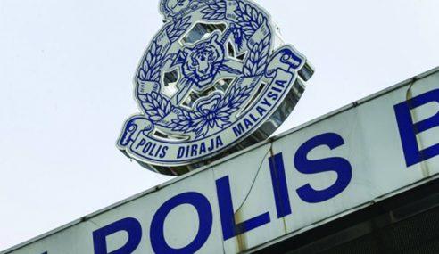Anggota Polis Mabuk Lepaskan Tembakan Ditahan