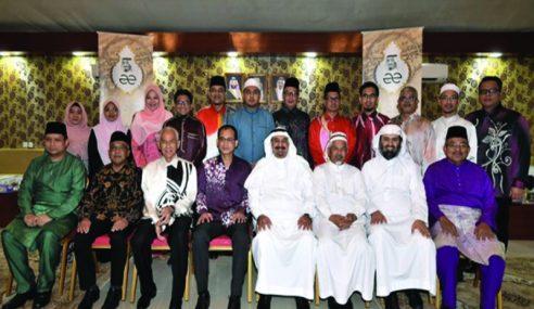 Raja Salman Taja 20 Jemaah Malaysia Tunai Haji