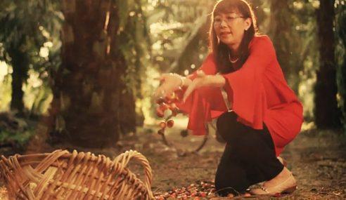 Teresa Henti 'Berdrama' Sebab Harga Minyak Sawit Tak Naik Juga