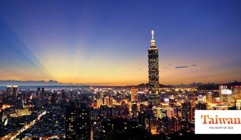 Ke Taiwan Dengan Hati Yang Tenang