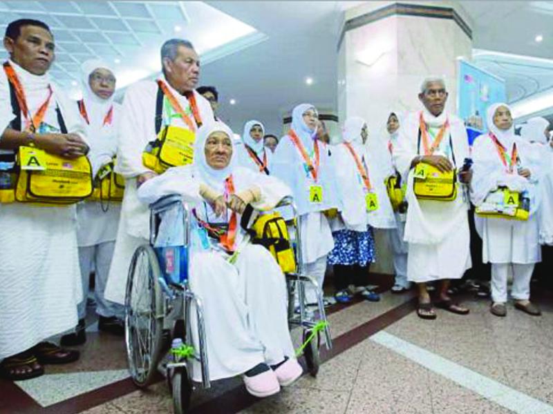 Warga Emas Mungkin Dibenar Potong Giliran Haji