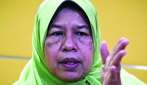 Zuraida Hairan Kenapa Kumpul Tandatangan Sokong Anwar