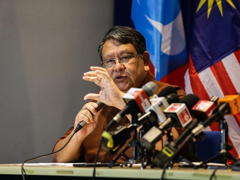 PKR Belum Buat Keputusan Tindakan Terhadap Azmin