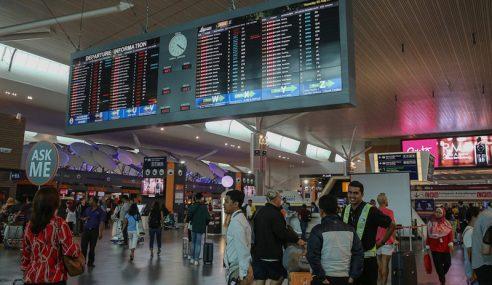 68 Jadual Penerbangan Terjejas Ekoran Masalah Sistem KLIA