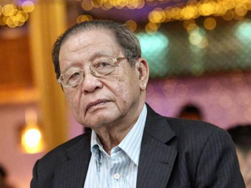 Kit Siang Hanya Berani Kritik Zakir Naik Dari Jauh