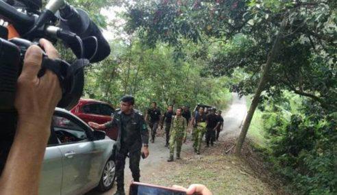 Polis Temui Mayat Ketika Misi Mencari Nora Anne