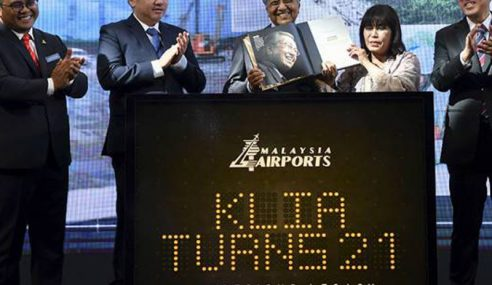 Mahathir Nafi Luluskan Pelaburan Kerajaan Dalam DreamEDGE