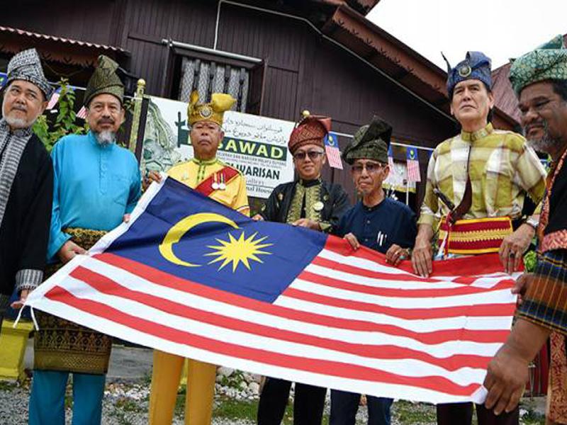 Berbusana Melayu Imbau Detik Pengisytiharan Kemerdekaan
