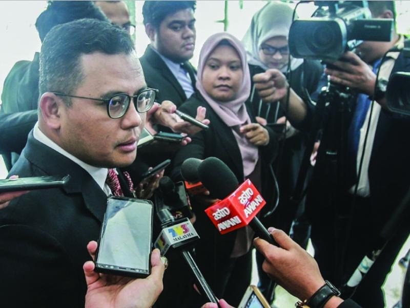 Amirudin Belum Terima Surat Lembaga Disiplin PKR