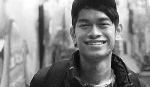 Jenazah Amirul Ashraff Dibawa Pulang Minggu Depan