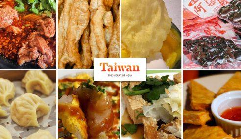 8 Makanan Halal Wajib Cuba Di Taiwan