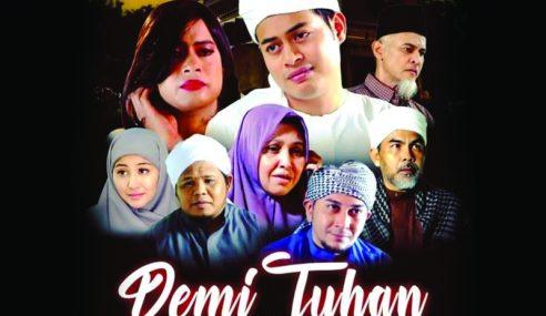 NGO Islam Desak RTM Tangguh Tayang 'Demi Tuhan Aku Bersaksi'