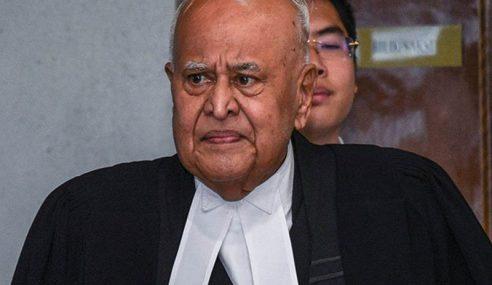 Najib Gagal Gugurkan Sri Ram Daripada Pasukan Pendakwaan
