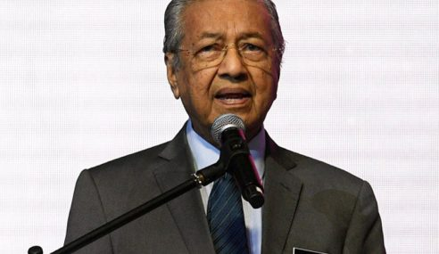 Jangan Layan Lynas Sebagai Orang Terbuang – Mahathir