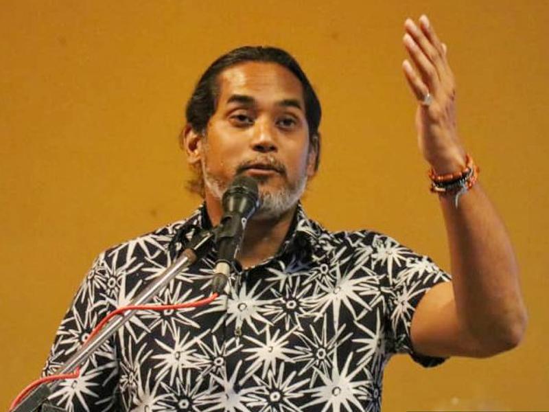 Politik Berasaskan Kaum Formula Menang PRU15 – KJ