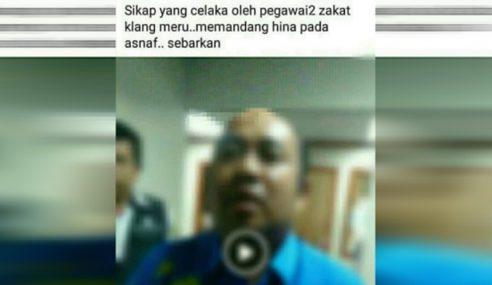 LZS Nafi Tuduhan Fitnah Kurang Ajar Terhadap Asnaf