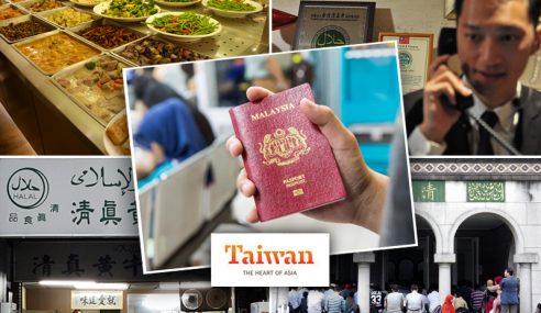 5 Alasan Terbaik Memilih Taiwan Bagi Pelancong Muslim