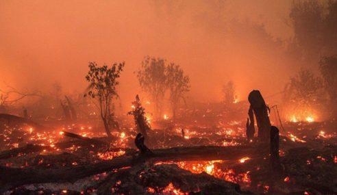 Malaysia Sedia Bantu Indonesia Padam Kebakaran Titik Panas