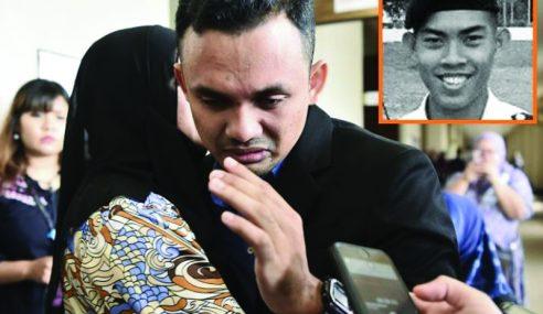 """""""Saya Minta Maaf Zulfarhan"""" – Muhammad Akmal Akif"""