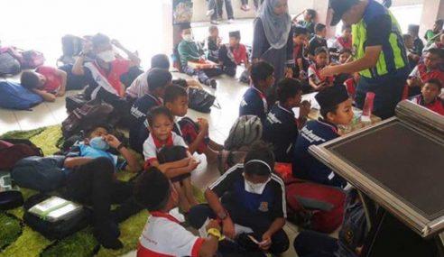 Polis Gagal Kesan Aktiviti Buang Sisa Toksik Di Pasir Gudang