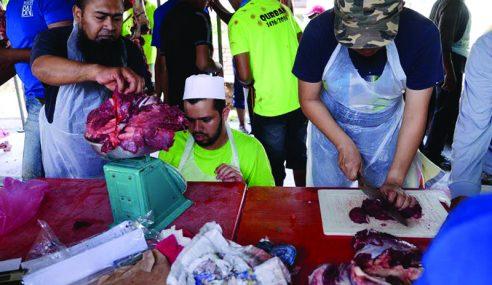 Umat Islam Di Malaysia Sambut Aidiladha 11 Ogos