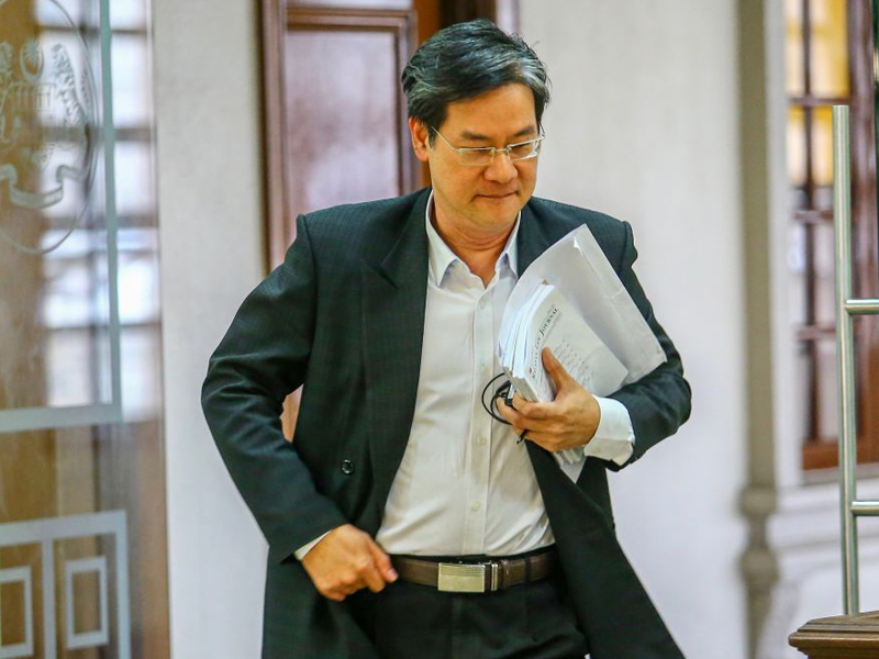 1MDB: Banyak Jasa Najib Untuk Komuniti Cina