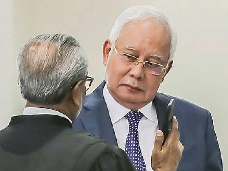 Keputusan Akhir Pendakwaan Kes Dana SRC 11 November