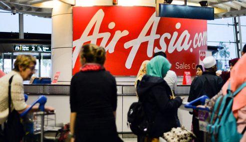 AirAsia Lancar Petisyen Bantah PSC Tambahan