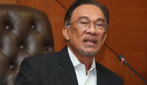 """""""Saya Tak Pernah Tawar Diri Sertai Kabinet"""" – Anwar"""