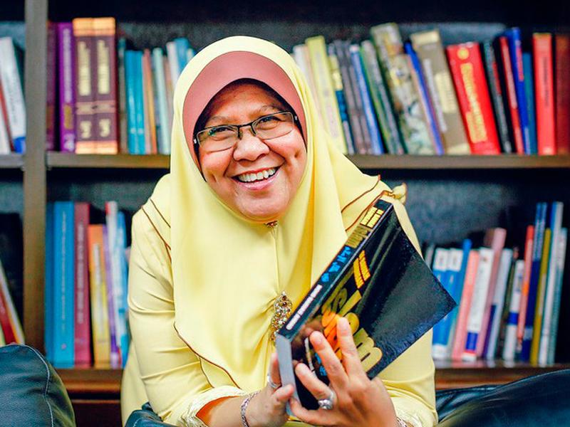 Noor Aziah Dilantik Pesuruhjaya Kanak-Kanak