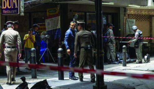 Suspek Insiden Bom Di Bangkok Pernah Lawat Malaysia