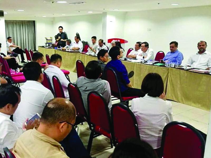 Pemimpin DAP Hadir Taklimat Isu Tulisan Jawi, Khat