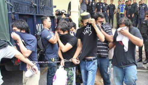 Kes Samun: 19 Lelaki Geng Emi Keju Didakwa