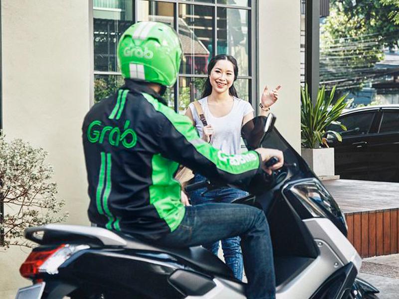 Grab Malaysia Siap Sedia Khidmat Penumpang Motosikal